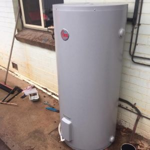 electric hot water