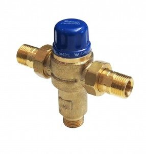 hot water valves