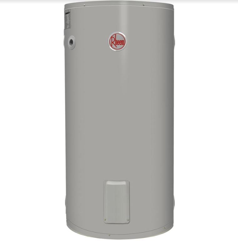 installing a new Rheem hot water system