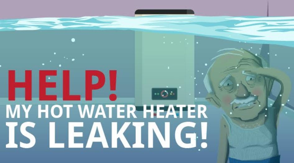 fixing a hssing hot water system