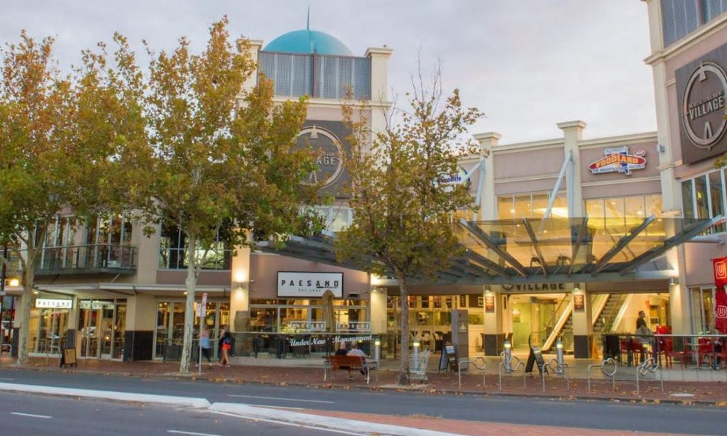 North Adelaide Shopping Centre